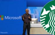 Microsoft helps Starbucks in digital transformation withAzure Cloud