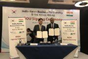 IESA signs MoU with Korea Trade to establish bilateral collaboration