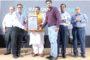 Matrix bags Vadodara Corporate Social Responsibility (CSR) Award
